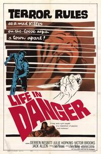 Life in Danger - 27 x 40 Movie Poster - Style A