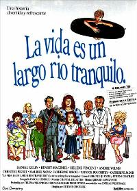 Life Is a Long Quiet River - 11 x 17 Movie Poster - Spanish Style A