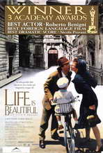 Life Is Beautiful - 11 x 17 Movie Poster - Style D
