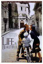 Life Is Beautiful - 27 x 40 Movie Poster - Style A