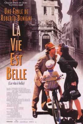 Life Is Beautiful - 11 x 17 Movie Poster - French Style A