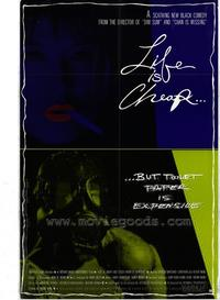 Life Is Cheap... But Toilet Paper Is Expensive - 11 x 17 Movie Poster - Style A