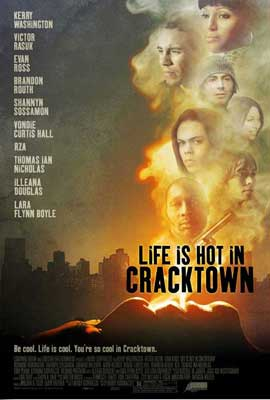 Life Is Hot in Cracktown - 27 x 40 Movie Poster - Style A