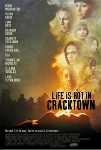 Life Is Hot in Cracktown - 43 x 62 Movie Poster - Bus Shelter Style A