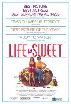 Life Is Sweet - 11 x 17 Movie Poster - Style A