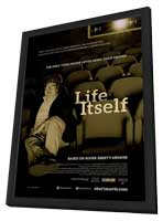 Life Itself - 11 x 17 Movie Poster - Style B - in Deluxe Wood Frame