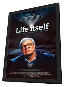 Life Itself - 27 x 40 Movie Poster - Style A - in Deluxe Wood Frame