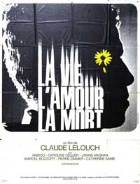 Life Love Death - 11 x 17 Movie Poster - French Style A