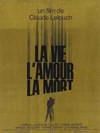 Life Love Death - 27 x 40 Movie Poster - French Style A