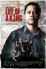 """Life of a King"" Movie Poster"