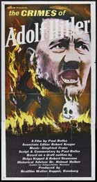 Life of Adolf Hitler - 11 x 17 Movie Poster - Style A