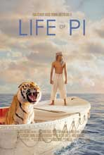 Life of Pi - 27 x 40 Movie Poster - Style A