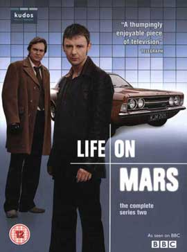 Life on Mars (TV) - 11 x 17 TV Poster - UK Style A
