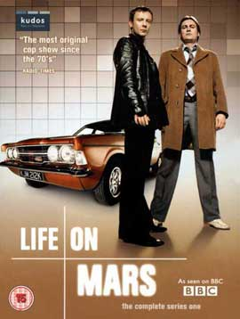 Life on Mars (TV) - 11 x 17 TV Poster - UK Style B