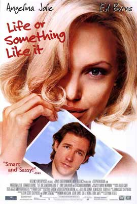 Life or Something Like It - 27 x 40 Movie Poster - Style A