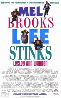 Life Stinks - 11 x 17 Movie Poster - Style B