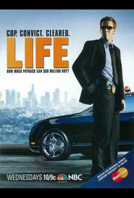 Life - 27 x 40 TV Poster - Style B