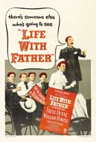 Life with Father - 11 x 17 Movie Poster - Style C