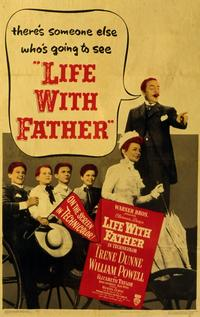 Life with Father - 11 x 17 Movie Poster - Style A