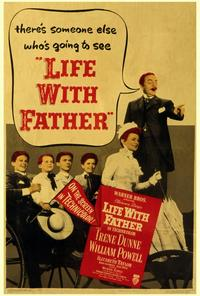 Life with Father - 27 x 40 Movie Poster - Style A