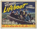 Lifeboat - 22 x 28 Movie Poster - Half Sheet Style A