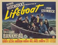 Lifeboat - 11 x 14 Movie Poster - Style A