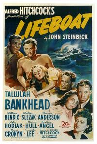 Lifeboat - 27 x 40 Movie Poster - Style A