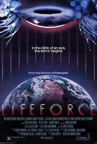 Lifeforce - 11 x 17 Movie Poster - Style A