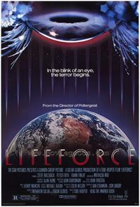 Lifeforce - 27 x 40 Movie Poster - Style A