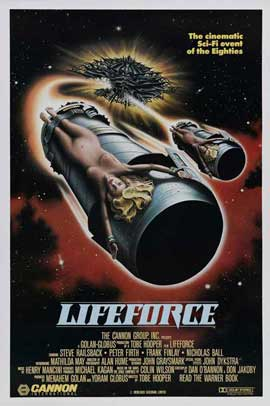 Lifeforce - 11 x 17 Movie Poster - Style B