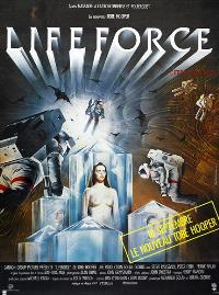 Lifeforce - 11 x 17 Movie Poster - French Style A