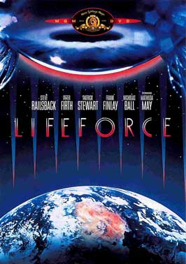 Lifeforce - 27 x 40 Movie Poster - Style C