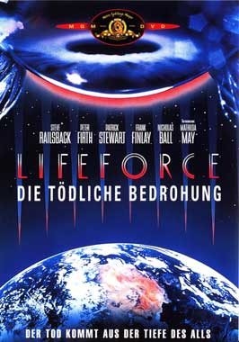 Lifeforce - 11 x 17 Movie Poster - German Style C