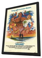 Lifeguard - 27 x 40 Movie Poster - Style A - in Deluxe Wood Frame