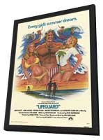 Lifeguard - 11 x 17 Movie Poster - Style A - in Deluxe Wood Frame