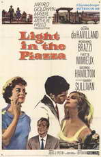 Light in the Piazza - 11 x 17 Movie Poster - Style A