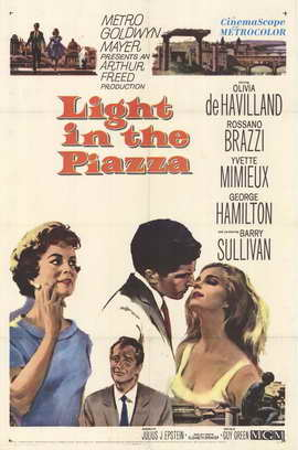 Light in the Piazza - 27 x 40 Movie Poster - Style A
