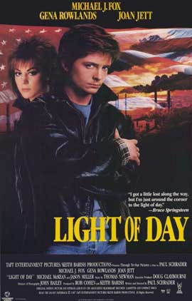 Light of Day - 11 x 17 Movie Poster - Style A