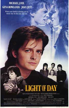 Light of Day - 11 x 17 Movie Poster - Style B