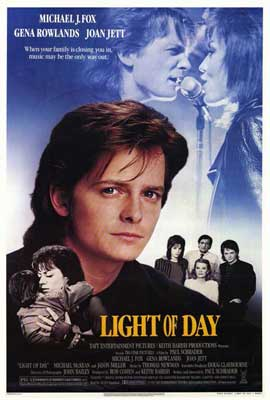 Light of Day - 27 x 40 Movie Poster - Style A