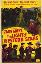 The Light of Western Stars - 11 x 17 Movie Poster - Style A
