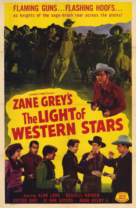 The Light of Western Stars movie