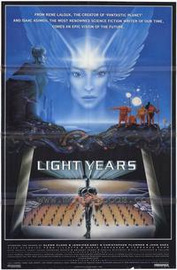 Light Years - 43 x 62 Movie Poster - Bus Shelter Style A