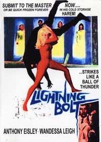 Lightning Bolt - 11 x 17 Movie Poster - Style A