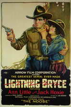 Lightning Bryce - 11 x 17 Movie Poster - Style A