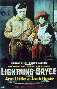 Lightning Bryce - 11 x 17 Movie Poster - Style B