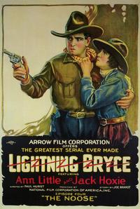 Lightning Bryce - 43 x 62 Movie Poster - Bus Shelter Style A