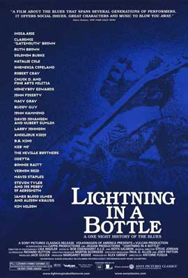 Lightning in a Bottle - 11 x 17 Movie Poster - Style A