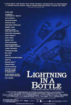 Lightning in a Bottle - 27 x 40 Movie Poster - Style A