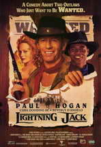 Lightning Jack - 11 x 17 Movie Poster - Style A